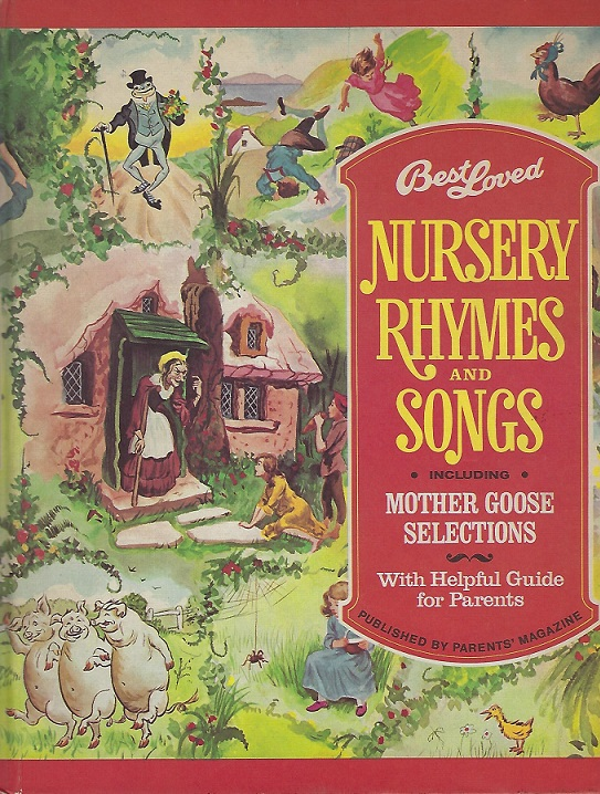 Image for Best Loved Nursery Rhymes and Songs