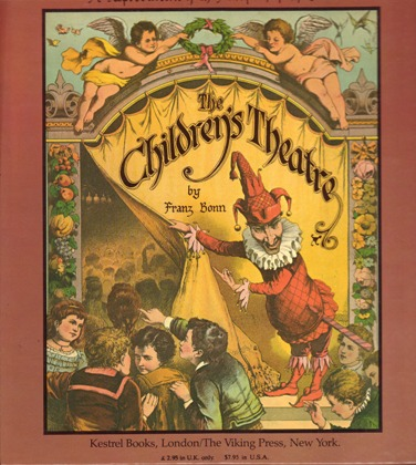 Image for The Children's Theatre : A Reproduction of the Antique Pop-up Book