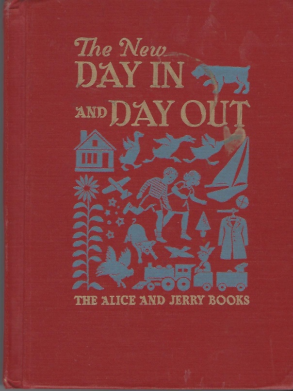 Image for New Day in and Day Out