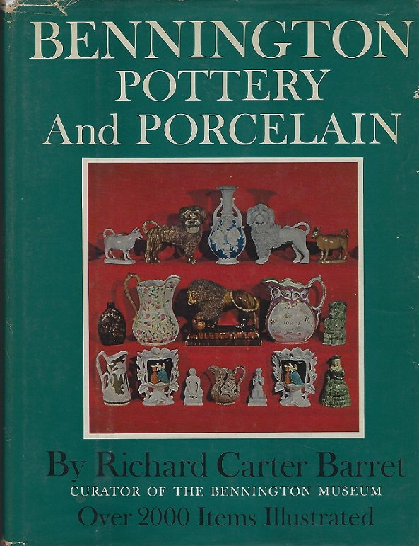 Image for Bennington Pottery and Porcelain