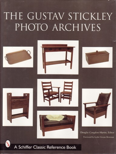 Image for Gustav Stickley Photo Archives