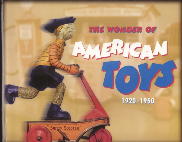 Image for Wonder of American Toys : 1920-1950