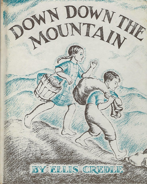 Image for Down Down the Mountain