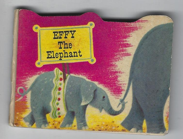 Image for Effy the Elephant- Ten Ring Circus Books