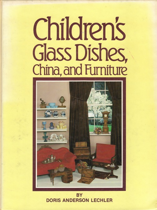 Image for Children's Glass Dishes, China, and Furniture