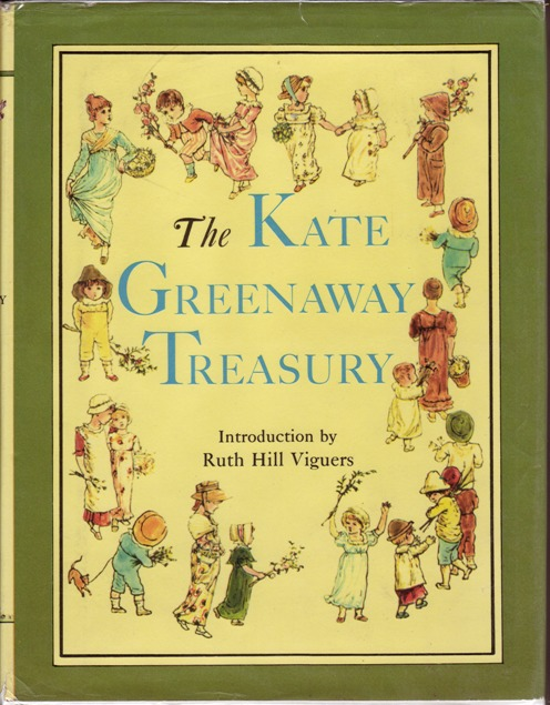 Image for Kate Greenaway Treasury