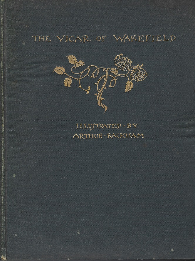 Image for Vicar of Wakefield