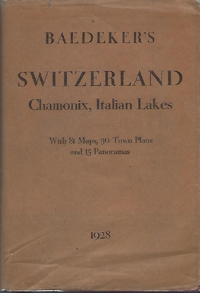 Image for Switzerland Together with Chamonix and the Italian Lakes