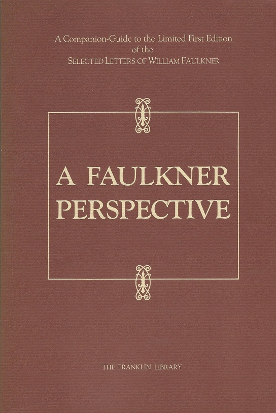 Image for Faulkner Perspective