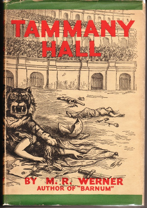 Image for Tammany Hall