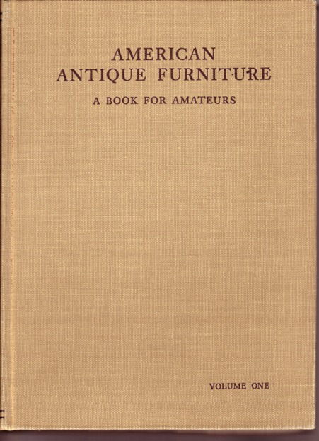 Image for American Antique Furniture a Book for Amateurs