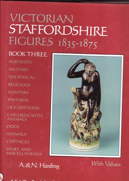 Image for Victorian Staffordshire Figures, 1835-1875 Book Three
