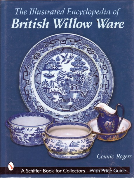 Image for The Illustrated Encyclopedia of British Willow Ware