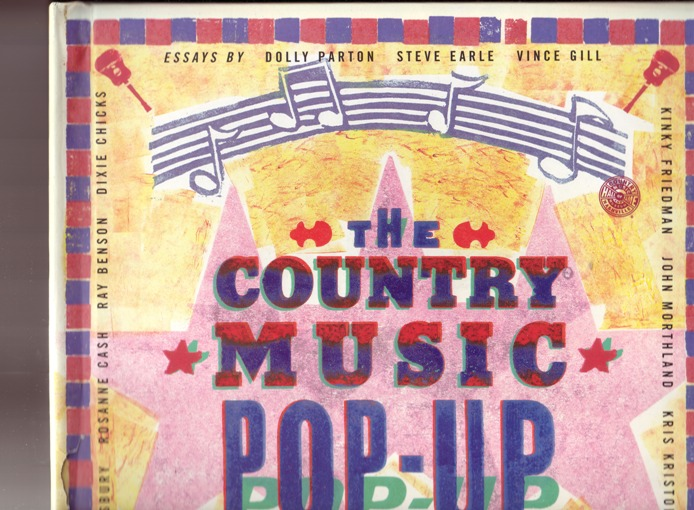 Image for Country Music Pop-Up Book : The Staff of the Country Music Hall of Fame and Museum