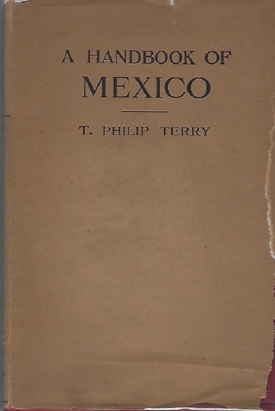 Image for Handbook of Mexico