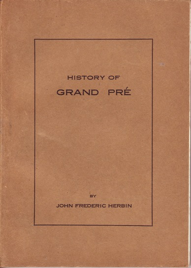 Image for History of Grand-Pre