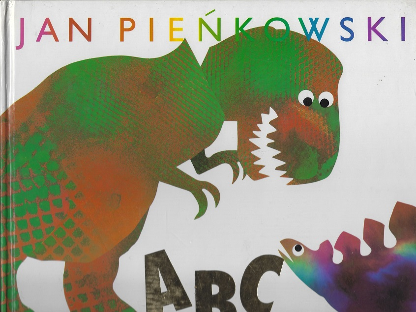 Image for ABC Dinosaurs : And Other Prehistoric Creatures