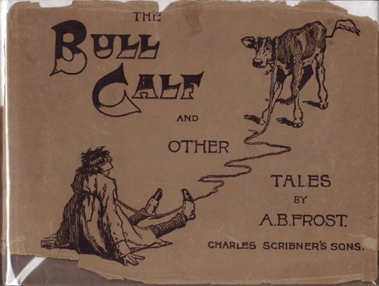 Image for Bull Calf and Other Tales