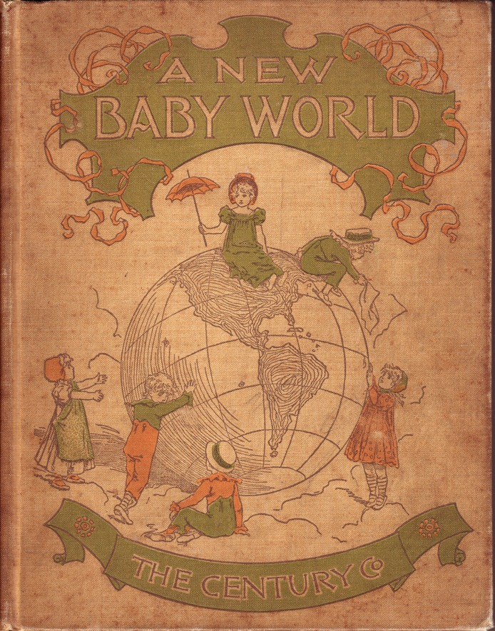 Image for New Baby World Stories, Rhymes, and Pictures for Little Folks