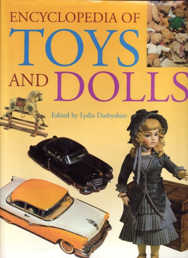 Image for Encyclopedia of Toys and Dolls