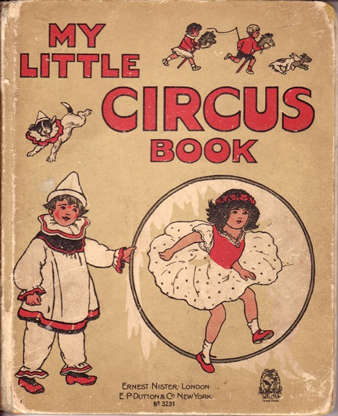 Image for My Little Circus Book