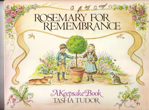 Image for Rosemary for Remembrance