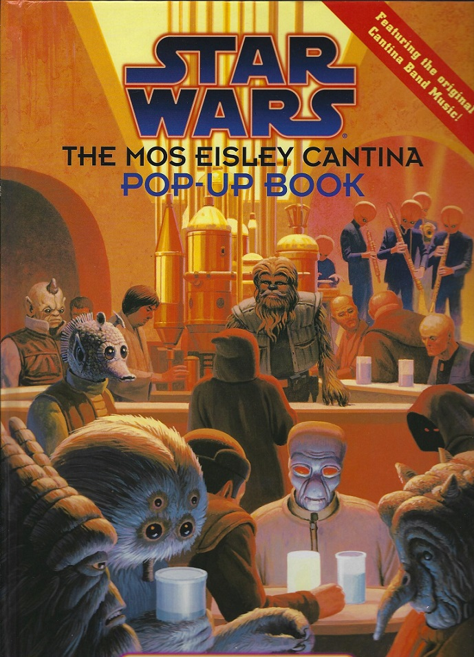 Image for Star Wars: The Mos Eisley Cantina Pop-Up Book