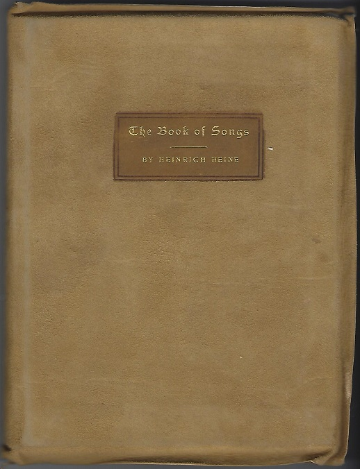 Image for Book of Songs