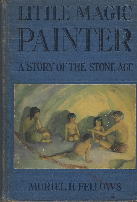 Image for Little Magic Painter; A Story of the Stone Age