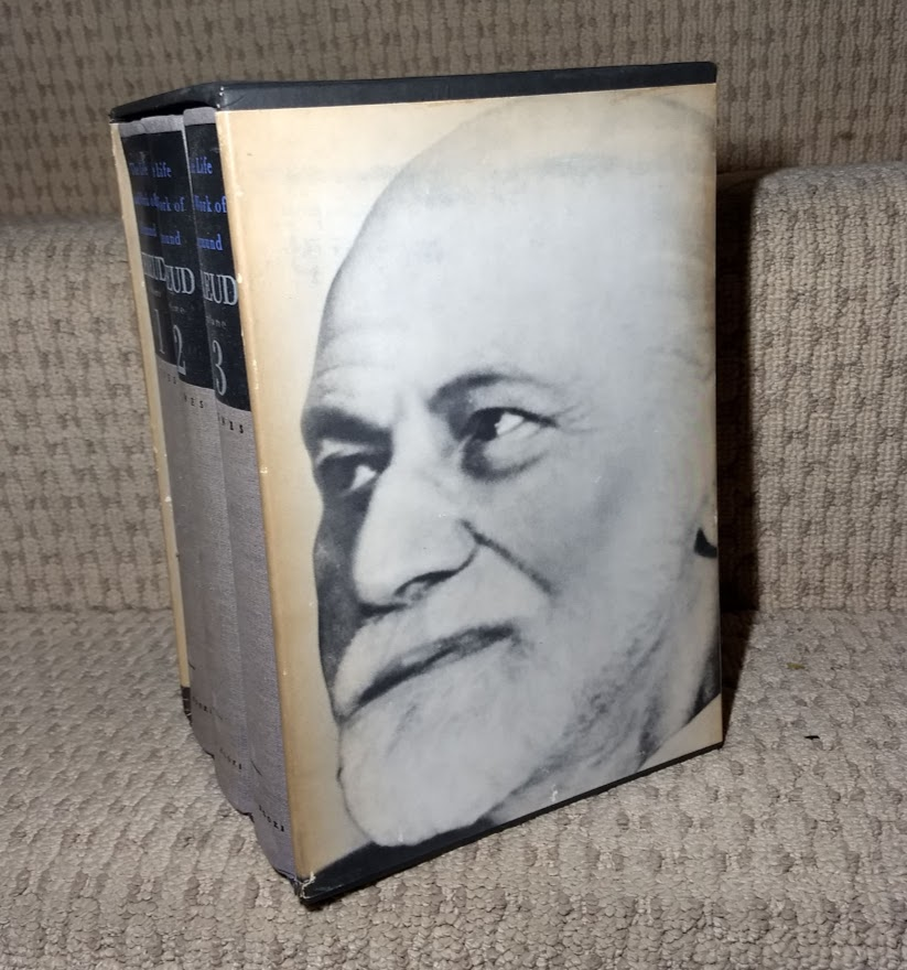 Image for Life and Work of Sigmund Freud - 3 Volumes Slipcased