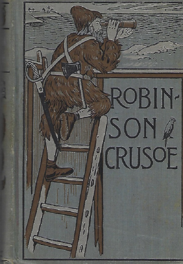 Image for Life and Surprising Adventures of Robinson Crusoe of York, Mariner