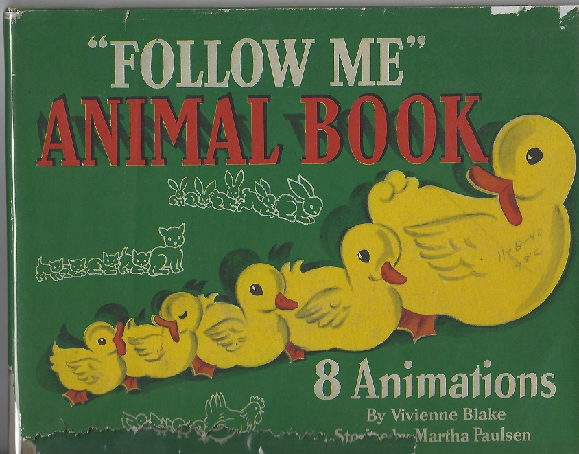 "Image for ""Follow Me"" Animal Book, 8 Stories"