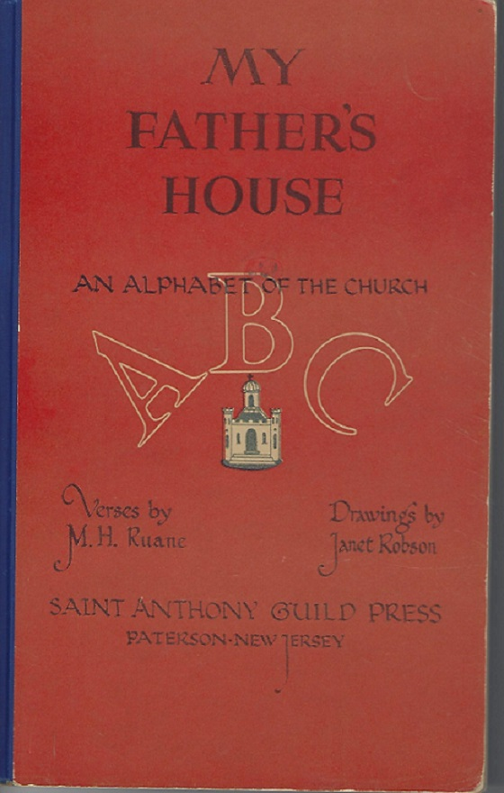 Image for My Father's House; an Alphabet of the Church