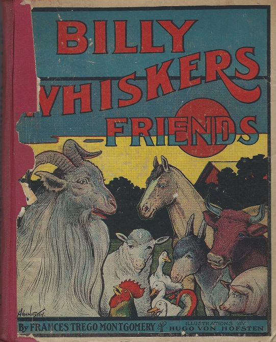 Image for Billy Whiskers Friends