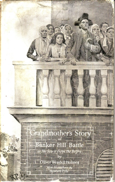 Image for Grandmother's Story of Bunker Hill Battle as She Saw it from the Belfry