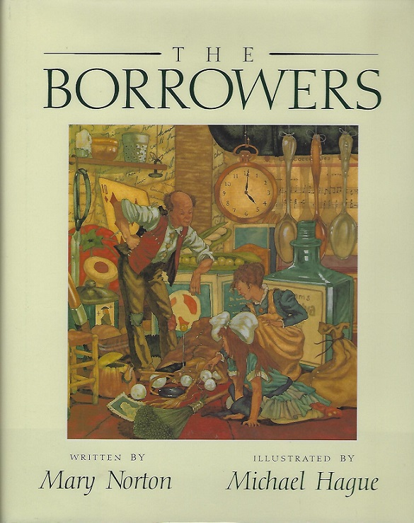 Image for Borrowers