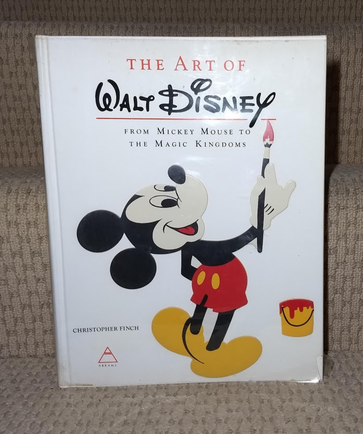 Image for Art of Walt Disney: From Mickey Mouse to the Magic Kingdoms