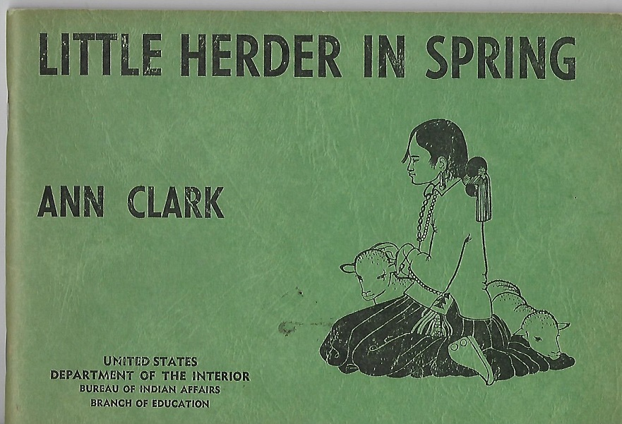 Image for Little Herder in the Spring