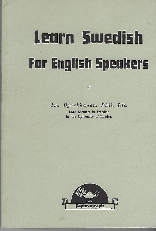 Image for Learn Swedish for English Speakers