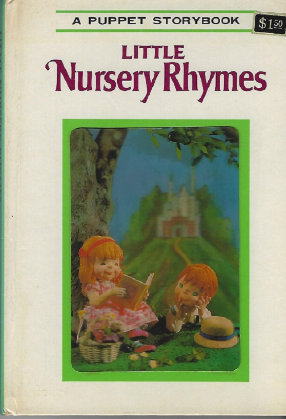 Image for Little Nursery Rhymes; A Puppet Storybook