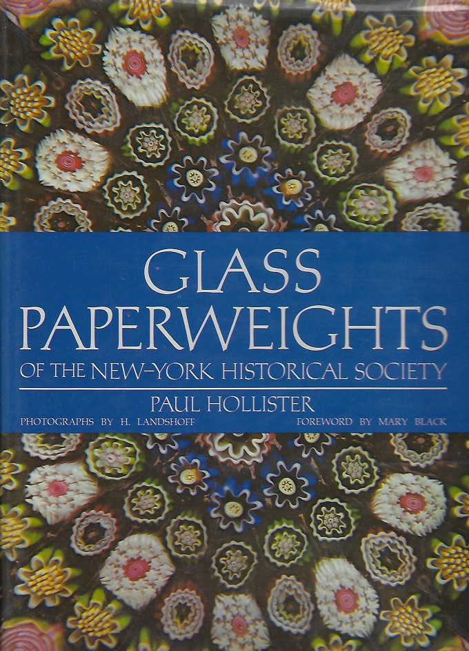 Image for Glass Paperweights of the New-York Historical Society