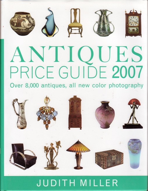 Image for Antiques Price Guide 2007