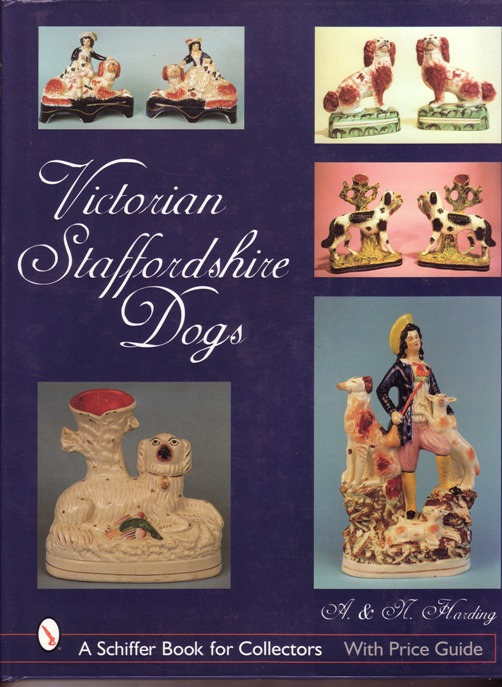 Image for Victorian Staffordshire Dogs