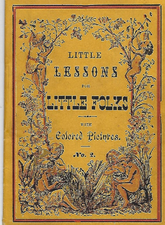Image for Little Lessons for Little Folks with Colored Pictures, No. 2
