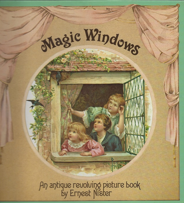 Image for Magic Windows: An Antique Revolving Picture Book