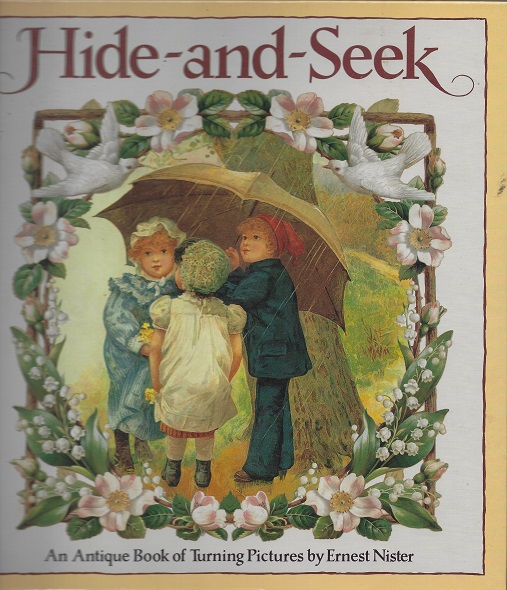 Image for Hide and Seek: An Antique Book of Turning Pictures