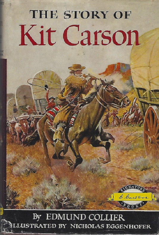 Image for Story of Kit Carson
