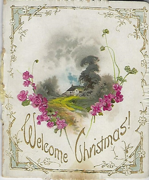 Image for Welcome Christmas