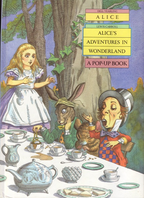 Image for Alice's Adventures in Wonderland; A Pop-Up Book