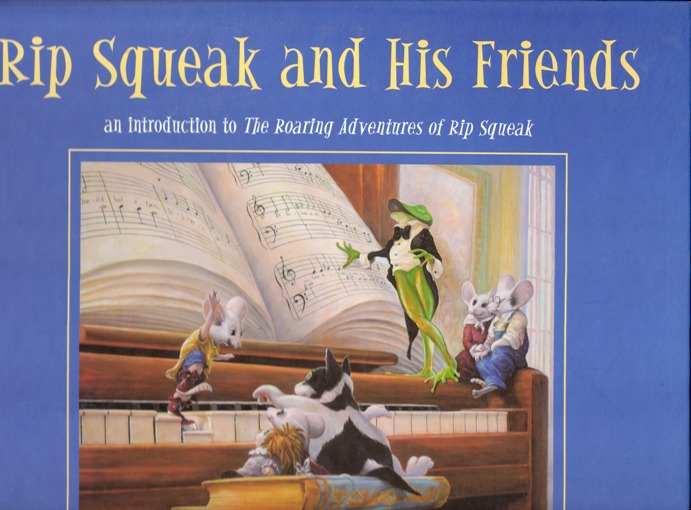 Image for Rip Squeak and His Friends